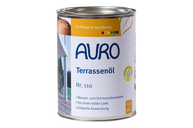 Auro Terrassenöl Nr. 110 - Bangkirai