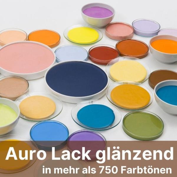Auro Lack glänzend Colours For Life