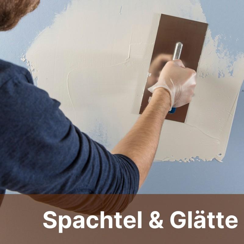 Spachtel & Glätte