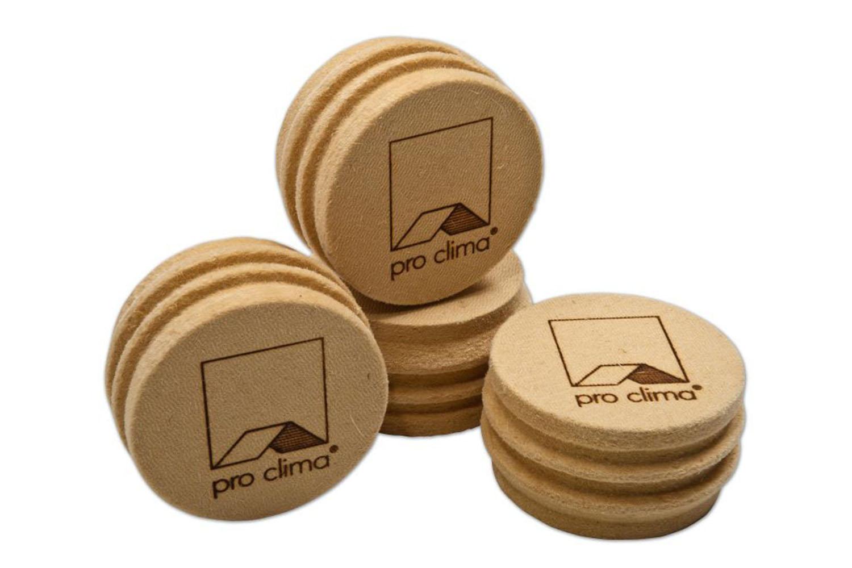 Pro Clima CLOX Verschlussstopfen für Einblaslöcher in Holzfaserplatten