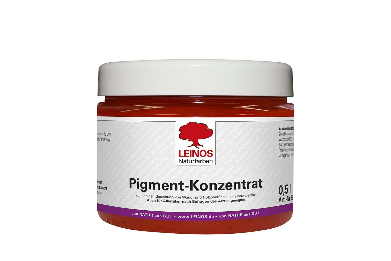 Leinos Pigment-Konzentrat 668 Krapp-Hellrot