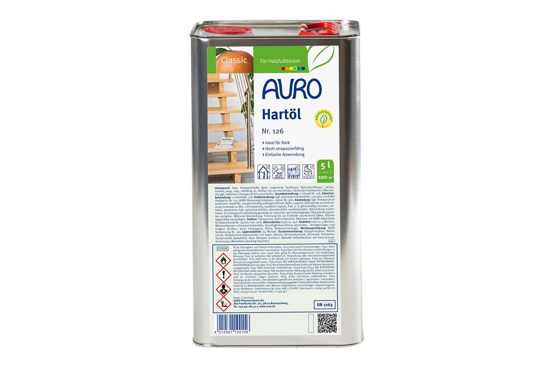Auro Hartöl Nr. 126