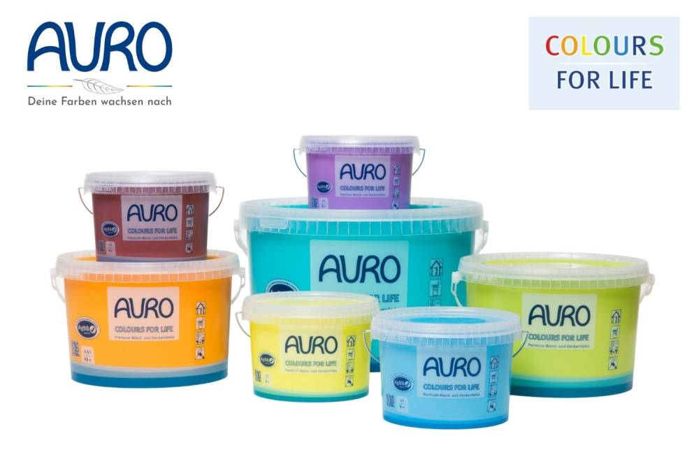 Auro Colours for Life
