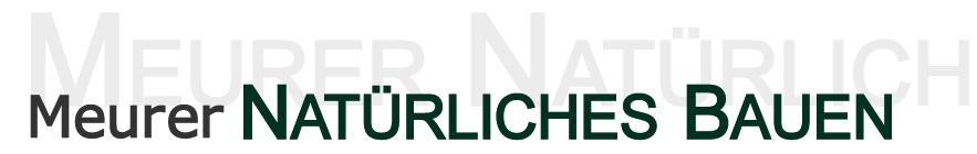 Logo von Meurer - Natürliches Bauen