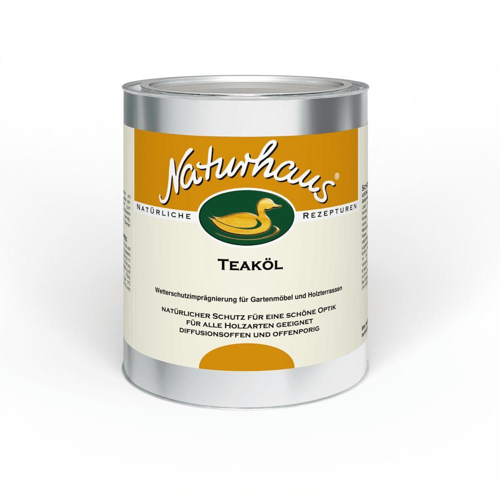Naturhaus Teaköl
