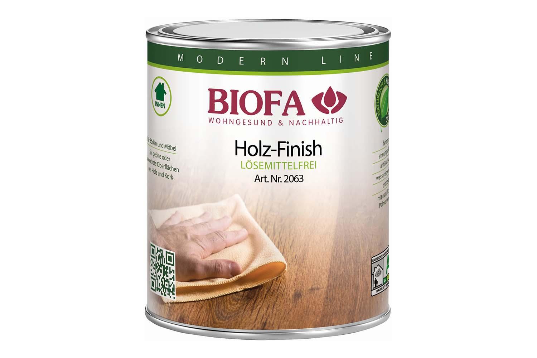 Biofa Holz-Finish, lösemittelfrei