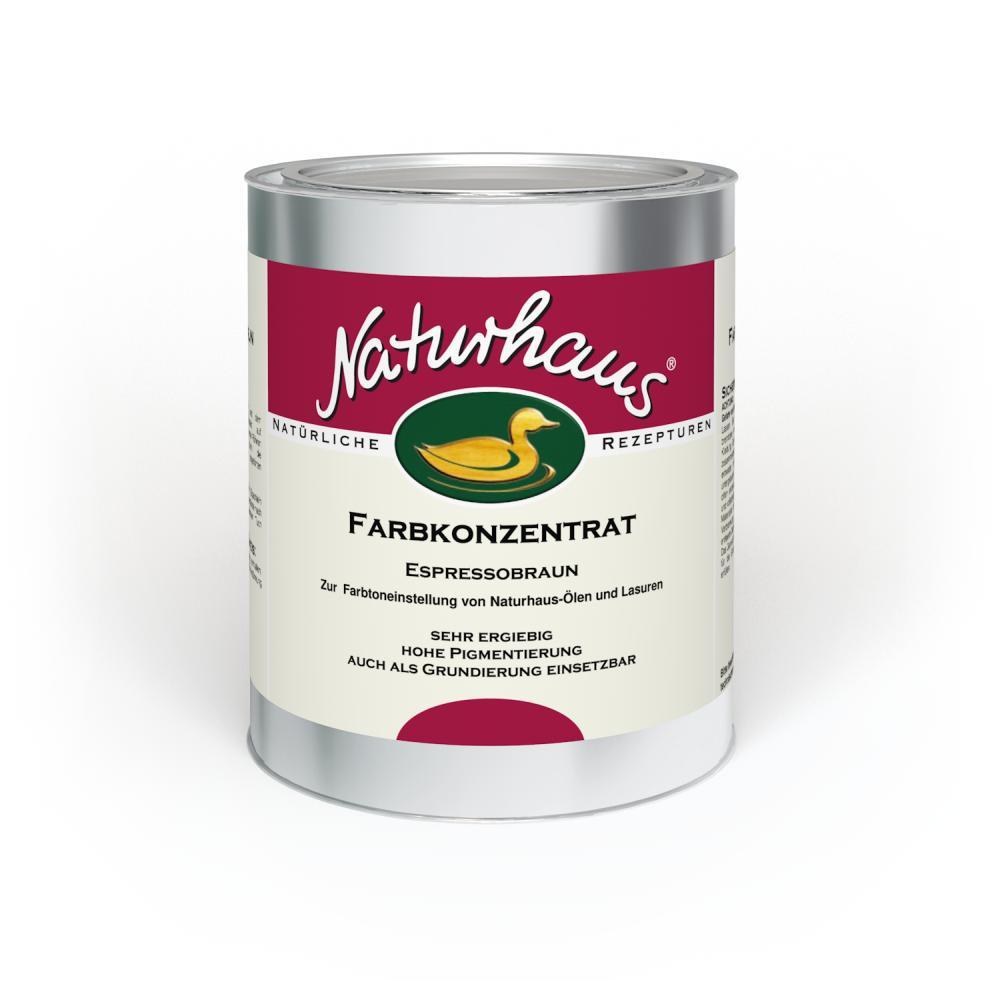 Naturhaus Abtönöl Espressobraun