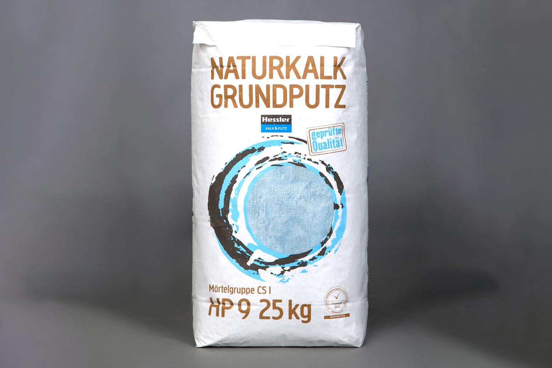 Hessler HP 9 Naturkalk Grundputz