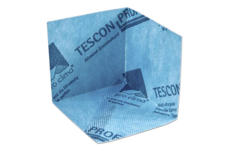 Pro Clima TESCON INCAV Selbstklebendes 3D-Innenecken-Formteil für innen und außen
