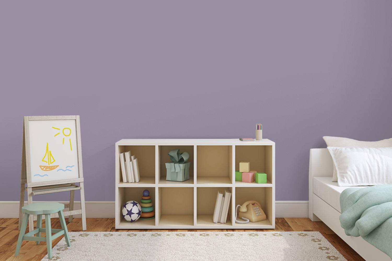 Auro Wand- und Deckenfarbe Nr. 555 Violetttöne Colours For Life