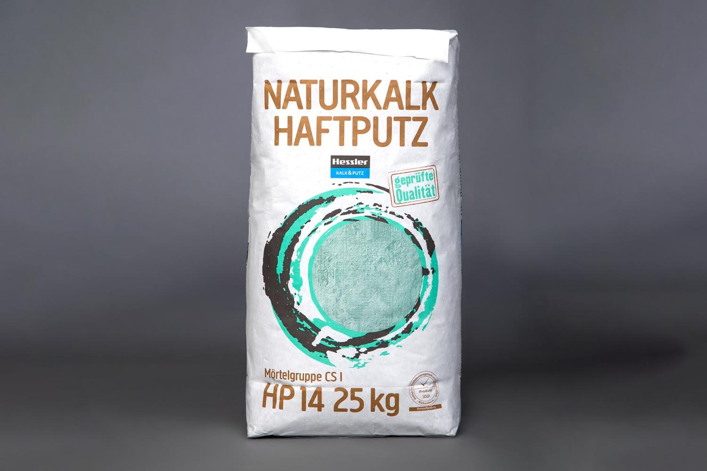 Hessler HP 14 Naturkalk-Haftputz