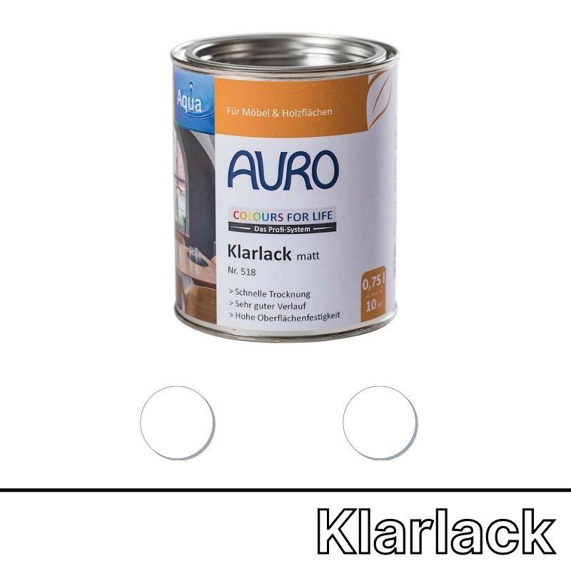 Auro Colours for Life Klarlack matt