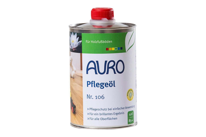 Auro Pflegeöl Nr. 106