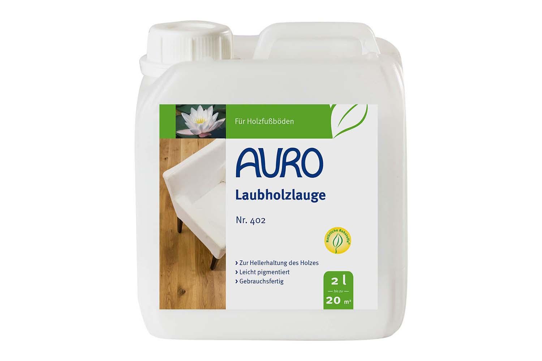 Auro Laubholzlauge Nr. 402