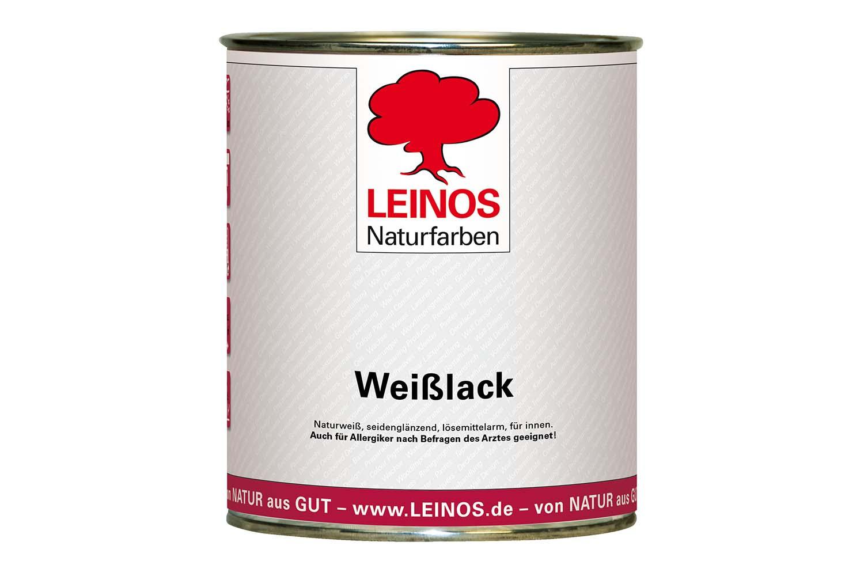 Leinos Weißlack 820 Glänzend
