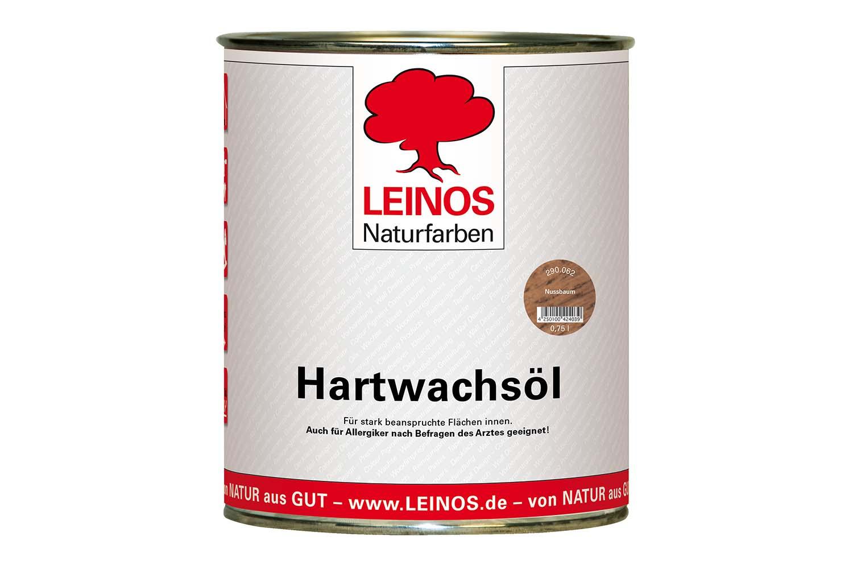 Leinos Hartwachsöl 290 Nussbaum