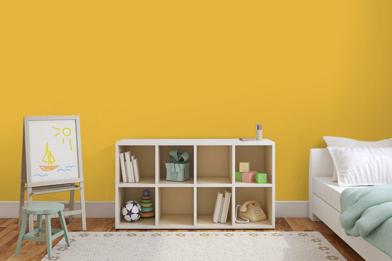 Auro Wand- und Deckenfarbe Nr. 555 Gelbtöne Colours For Life