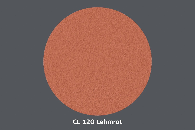 conluto Lehmfarbe Lehmrot