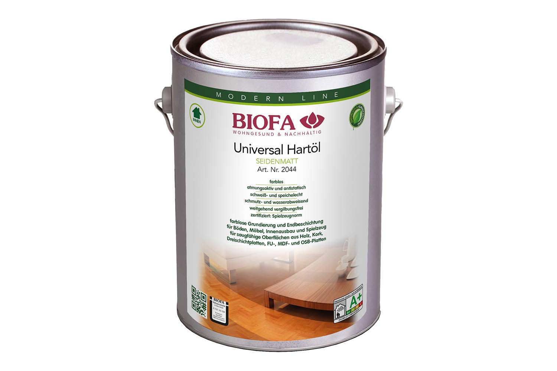 Biofa Universal Hartöl, seidenmatt