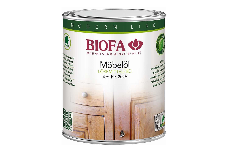 Biofa Möbelöl, lösemittelfrei