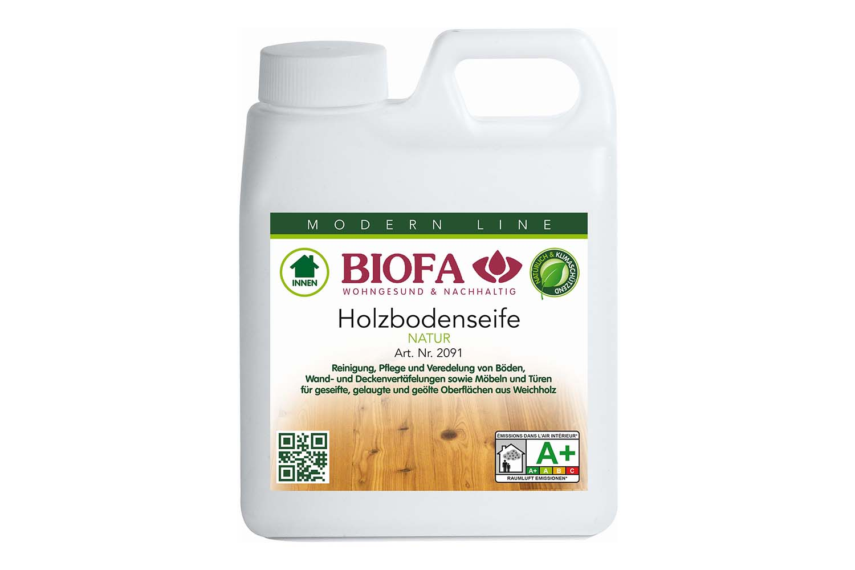 Biofa Holzbodenseife