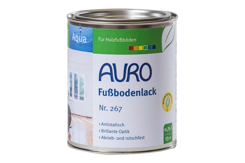 Auro Fußbodenlack Nr. 267