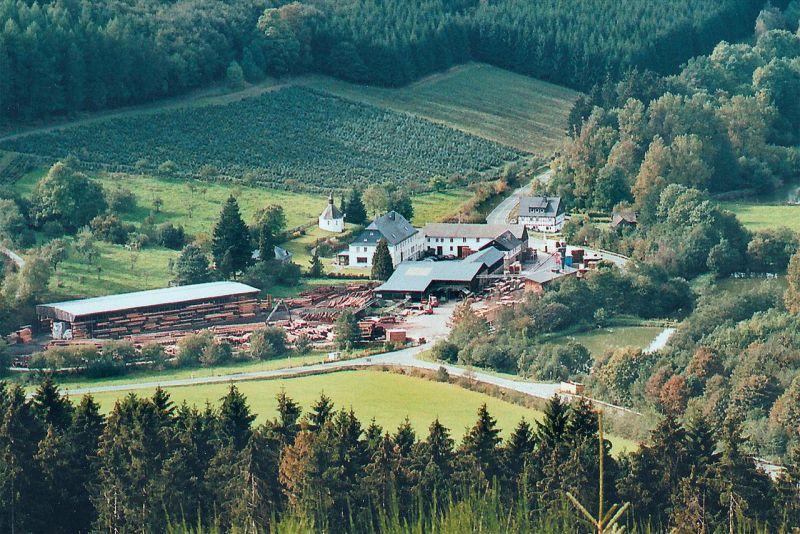 Sägewerk von Hegener-Hachmann in Schmallenberg
