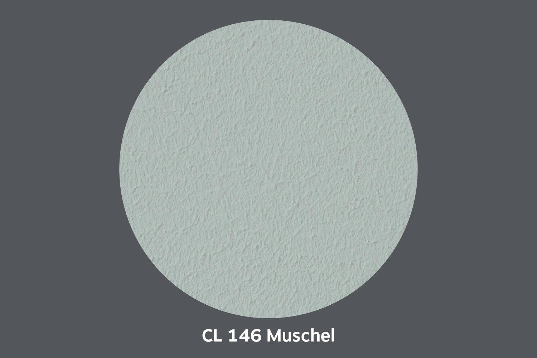 conluto Lehmfarbe Muschel