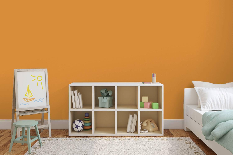 Auro Profi-Lehmfarbe Nr. 535 Orangetöne Colours For Life