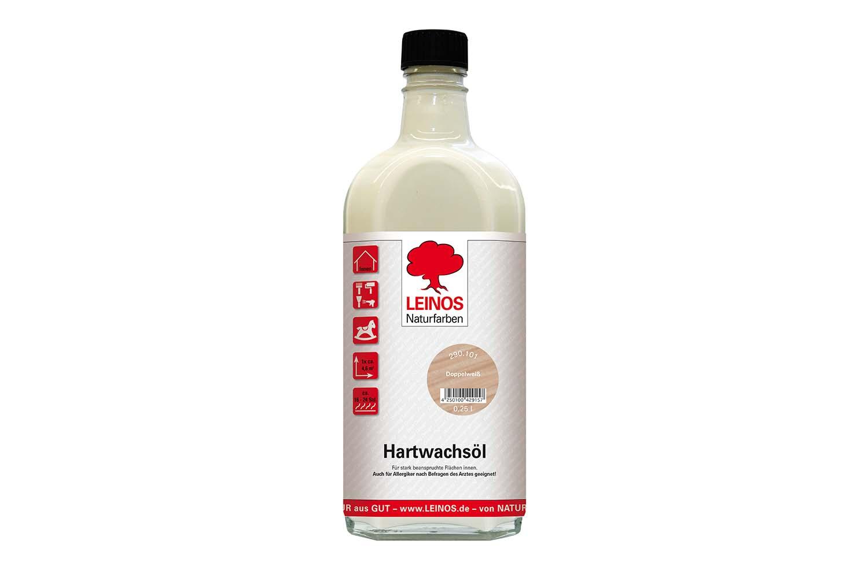 Leinos Hartwachsöl 290 Doppelweiß