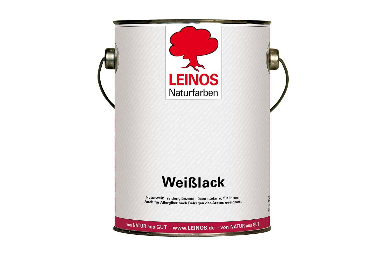 Leinos Weißlack 820