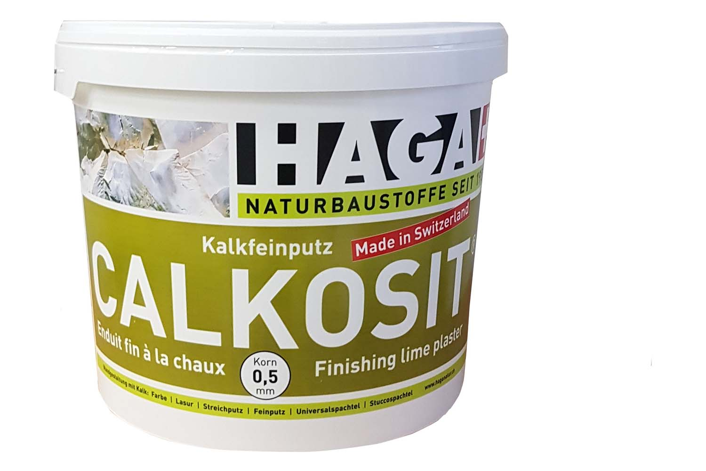 HAGA Calkosit 0,5 mm naturweiss