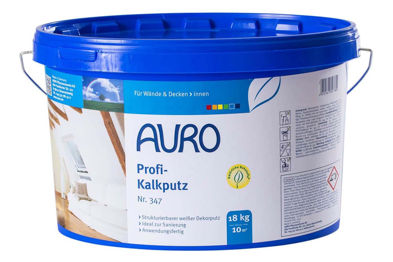 Auro Profi-Kalkputz Nr. 347