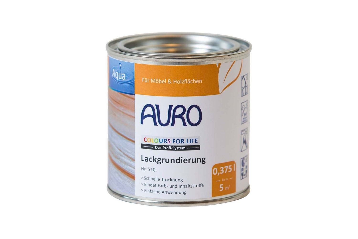 Auro Lackgrundierung Nr. 510