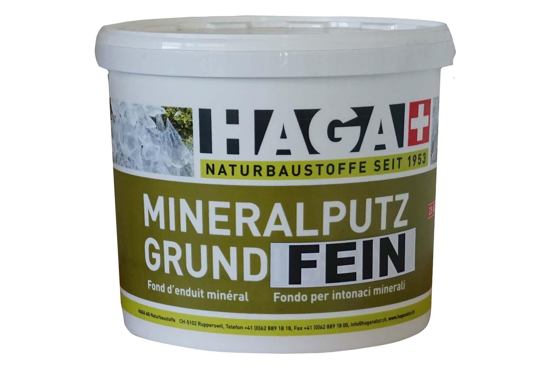HAGA Mineralputzgrund fein