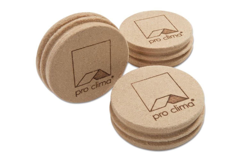 Pro Clima CLOX SLIM Verschlussstopfen für Einblaslöcher in Holzfaserplatten