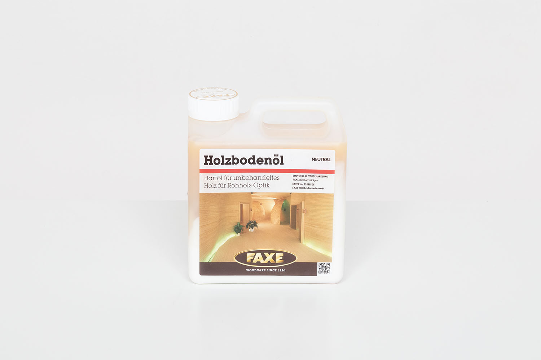FAXE Holzbodenöl neutral