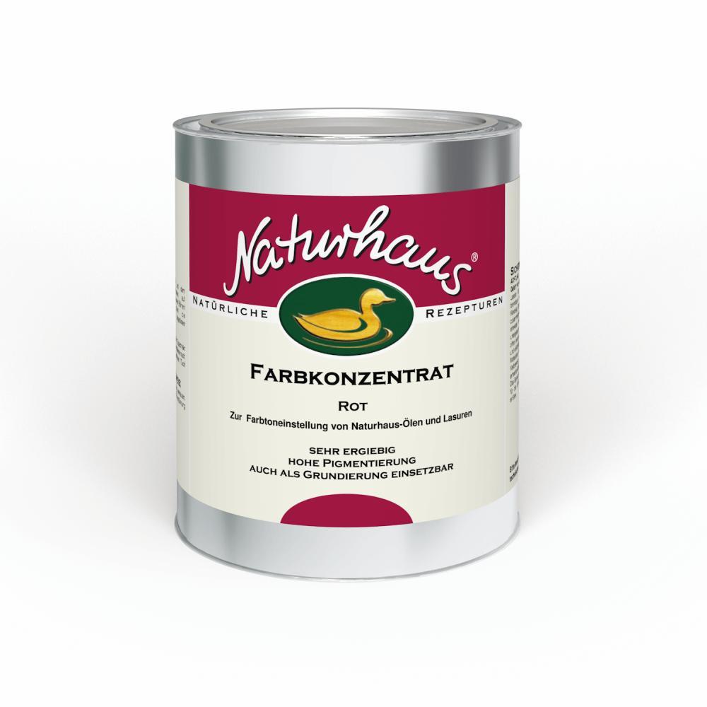 Naturhaus Abtönöl Rot