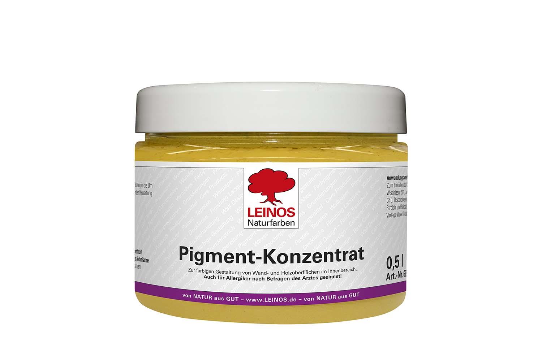 Leinos Pigment-Konzentrat 668 Oxid-Gelb