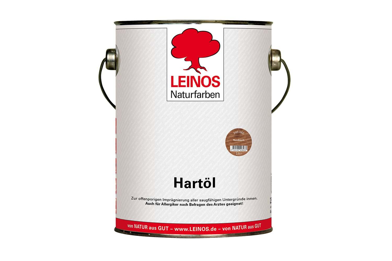 Leinos Hartöl 240 Nussbaum
