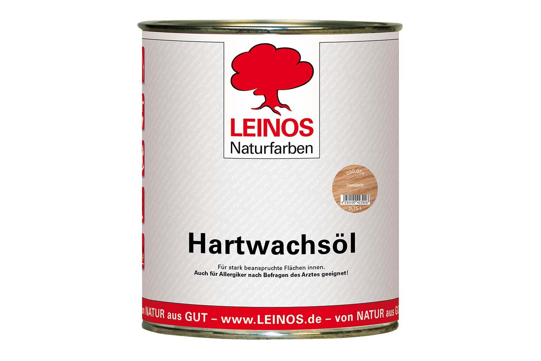 Leinos Hartwachsöl 290 Sandgelb