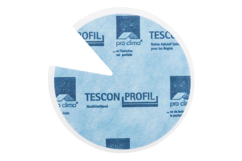 Pro Clima TESCON TANGO Selbstklebendes Innenecken-Patch für innen und außen
