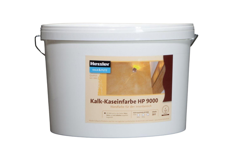Hessler HP 9000 Kalk-Kaseinfarbe weiß