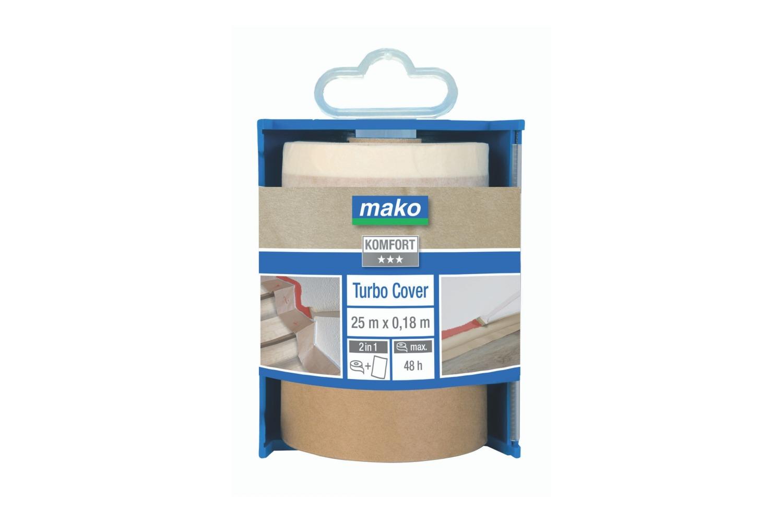 Mako Turbo Cover-Abdeckpapier