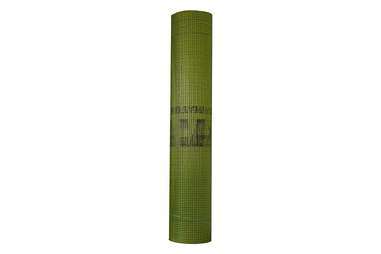 HAGA HAGANETZ-super Glasseidengewebe grün 7mm