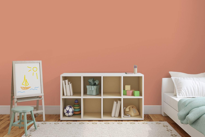 Auro Wand- und Deckenfarbe Nr. 555 Rottöne Colours For Life