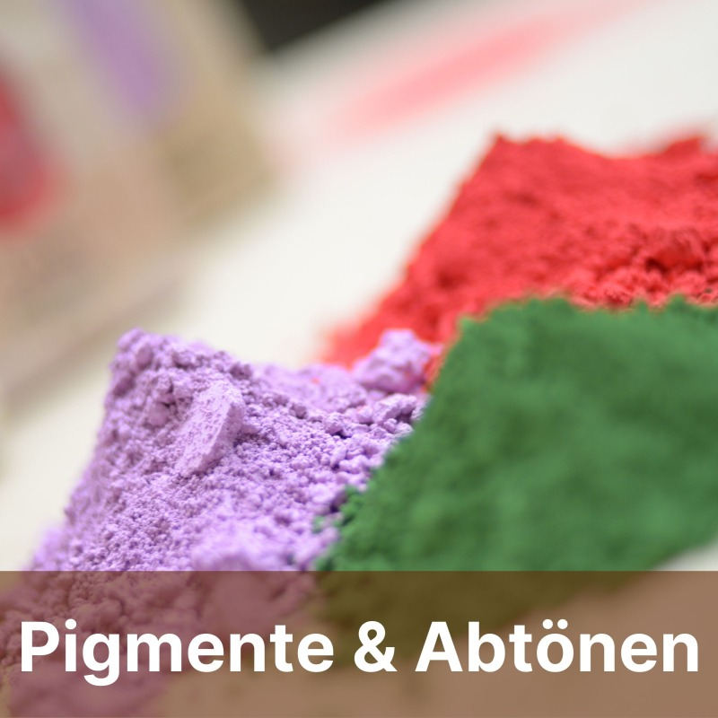Pigmente & Abtönfarben