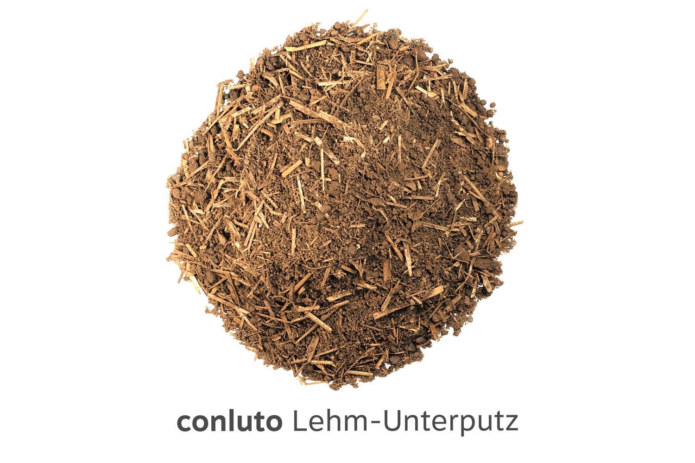 conluto Lehm-Unterputz