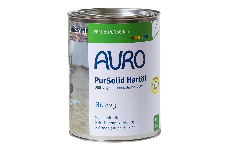 Auro PurSolid Hartöl Nr. 823 (DIBt-zugelassenes Bauprodukt)