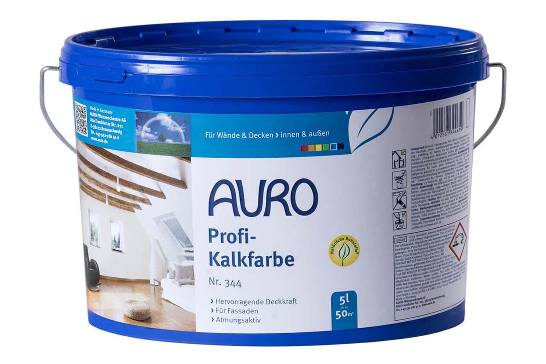 Auro Profi-Kalkfarbe Nr. 344